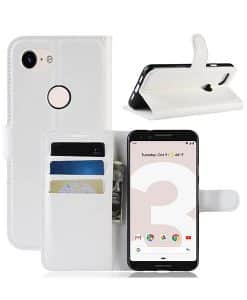 Google Pixel 3a Wallet Leather Case