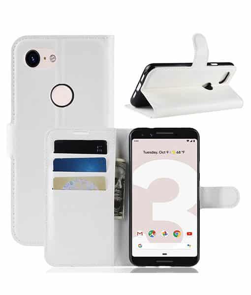 Google Pixel 3a Wallet Leather Case