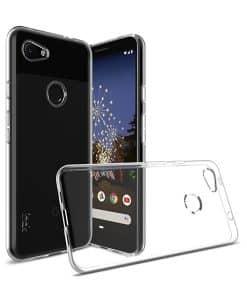 Google Pixel 3a XL IMAK Silikoni Suojakuori