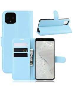 Google Pixel 4 XL Wallet Leather Case
