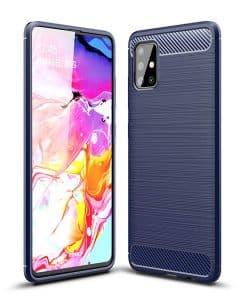 Samsung Galaxy A51 Carbon Fiber