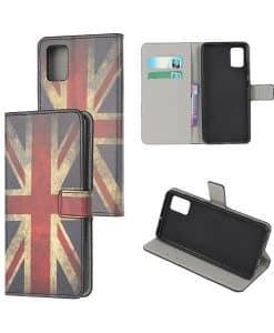 Samsung Galaxy A51 Kuviollinen Wallet Case