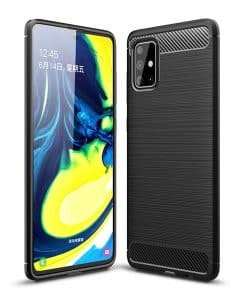 Samsung Galaxy A71 Carbon Fiber