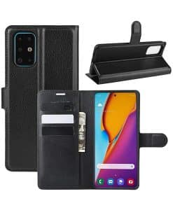 Samsung Galaxy S20+ Wallet Leather Case