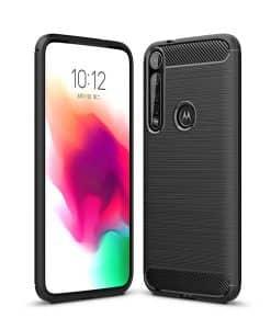 Motorola Moto G8 Plus Carbon Fiber