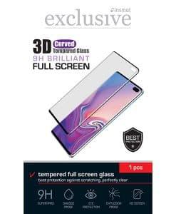 INSMAT 3D Full Screen Glass Samsung Galaxy S20