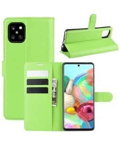 Samsung Galaxy Note 10 Lite Wallet Leather Case