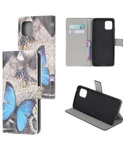 Samsung Galaxy Note 10 Lite Kuviollinen Wallet Case