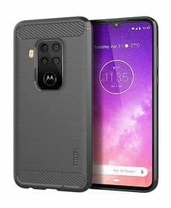 Motorola One Zoom MOFI Carbon Fiber