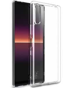 Sony Xperia L4 IMAK Silikoni Suojakuori