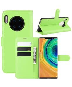 Huawei Mate 30 Pro Wallet Leather Case