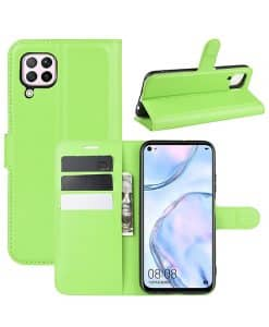 Huawei P40 Lite Wallet Leather Case