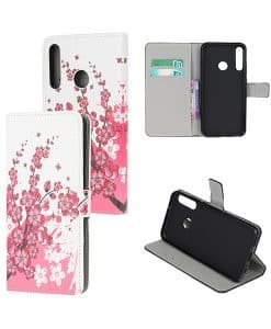 Huawei P40 Lite E Kuviollinen Wallet Case