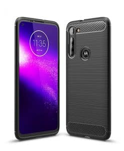 Motorola Moto G8 Power Carbon Fiber Case