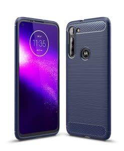 Motorola Moto G8 Power Carbon Fiber Case