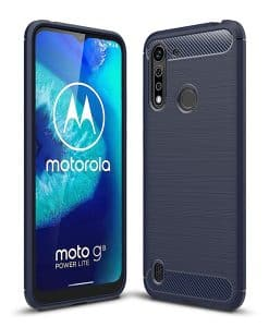 Motorola Moto G8 Power Lite Carbon Fiber