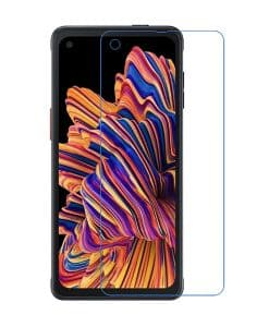 Samsung Galaxy Xcover Pro Clear LCD Suojakalvo