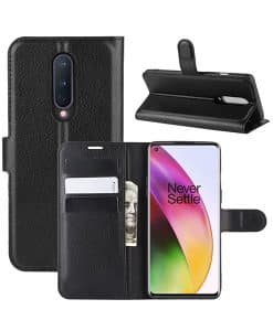 OnePlus 8 Wallet Leather Case