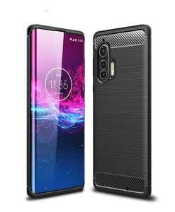 Motorola Edge Plus Carbon Fiber Case