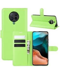 Xiaomi Poco F2 Pro Wallet Leather Case