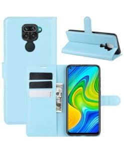 Xiaomi Redmi Note 9 Wallet Leather Case