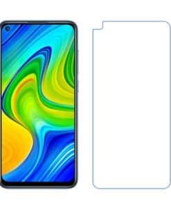 Xiaomi Redmi Note 9 Clear LCD Suojakalvo