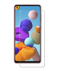 Samsung Galaxy A21s Tempered Glass Panssarilasi