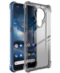 Nokia 5.3 IMAK Silikoni Suojakuori