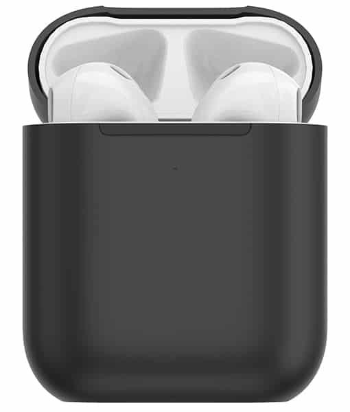 PopSockets PopGrip AirPods Holder Black