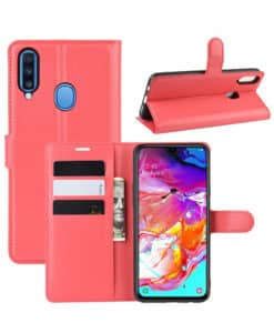 Samsung Galaxy A20s Wallet Leather Case