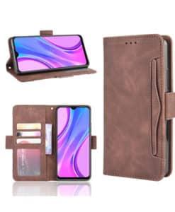 Xiaomi Redmi 9 Wallet Leather Case
