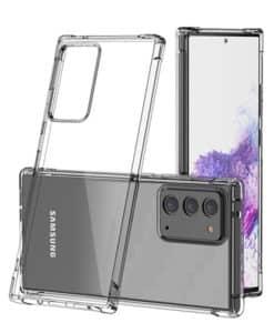 Samsung Galaxy Note20 LEEU DESIGN Silikonisuoja