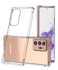 Samsung Galaxy Note20 Ultra LEEU DESIGN Silikonisuoja