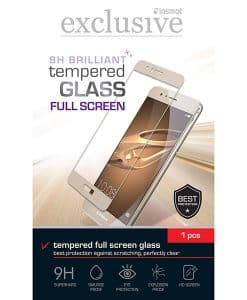 INSMAT Full Screen Glass OnePlus 6