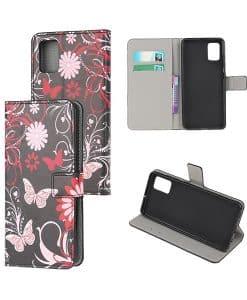 Samsung Galaxy A51 5G Kuviollinen Wallet Case