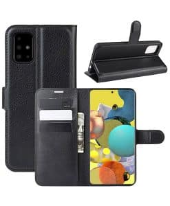 Samsung Galaxy A51 5G Wallet Leather Case