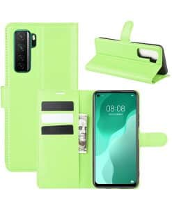 Huawei P40 lite 5G Wallet Leather Case
