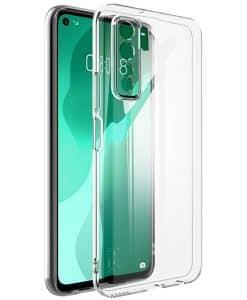 Huawei P40 lite 5G IMAK Silikoni Suojakuori