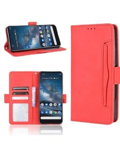 Nokia 8.3 Wallet Leather Case