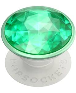 PopSockets PopGrip Disco Crystal Mint