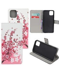 Apple iPhone 12 Pro Max Kuviollinen Wallet Case