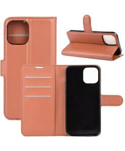 Apple iPhone 12 Pro Max Wallet Leather Case