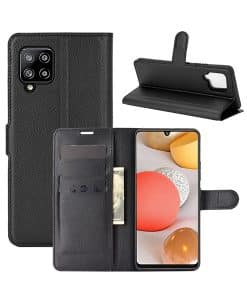 Samsung Galaxy A42 Wallet Leather Case