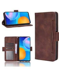 Huawei P smart 2021 Wallet Leather Case