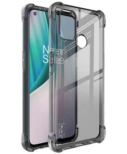 OnePlus Nord N100 IMAK Silikonisuoja
