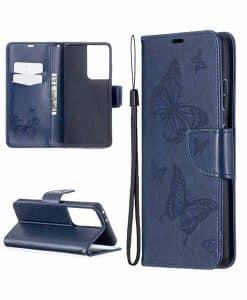 Samsung Galaxy S21 Ultra 5G Imprint Perhos Suojakotelo