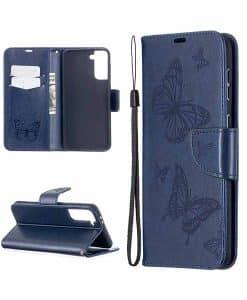 Samsung Galaxy S21+ 5G Imprint Perhos Suojakotelo