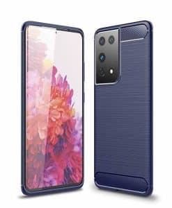 Samsung Galaxy S21 Ultra 5G Carbon Fiber