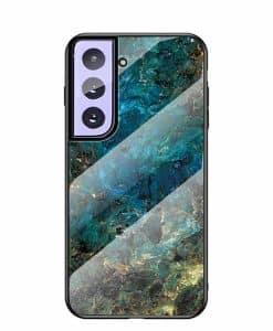 Samsung Galaxy S21 5G Marmori Suojakuori