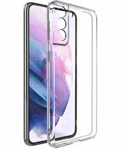 Samsung Galaxy S21+ 5G IMAK Silikoni Suojakuori